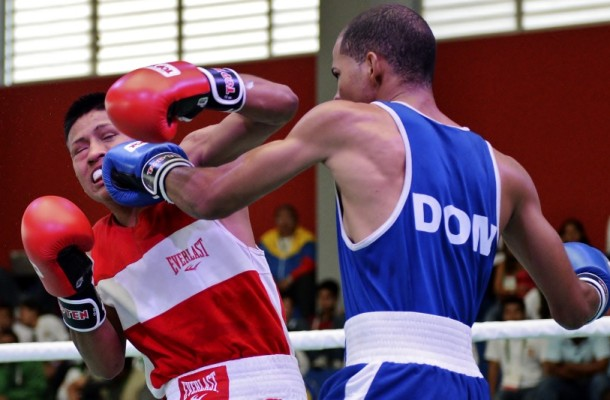 Boxeo Perú