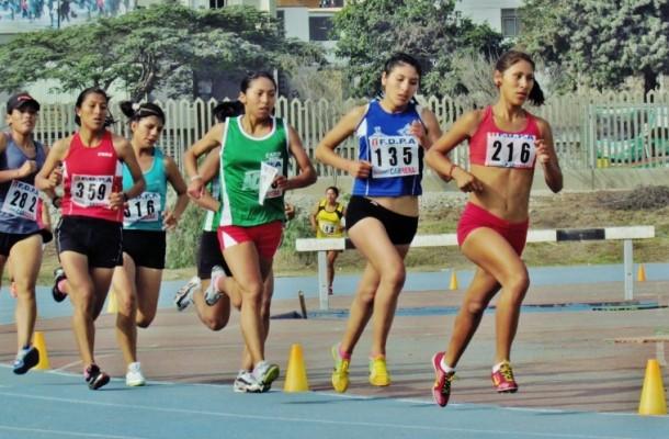 Atletismo Zulema Arenas