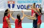Voleibol Perú Sub 18