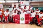 Basquetbol Perú Silla de Ruedas