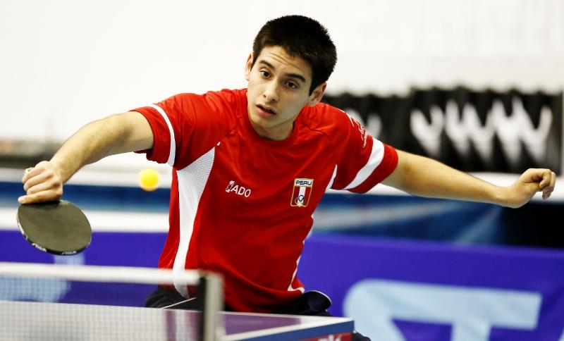 Diego Rodríguez Tenis de Mesa