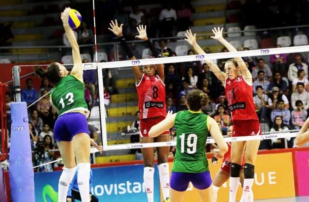 Luciana Del Valle Voleibol