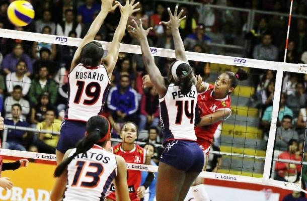 Maguilaura Frías Voleibol