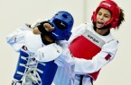Julissa Diez Canseco Tae Kwon Do